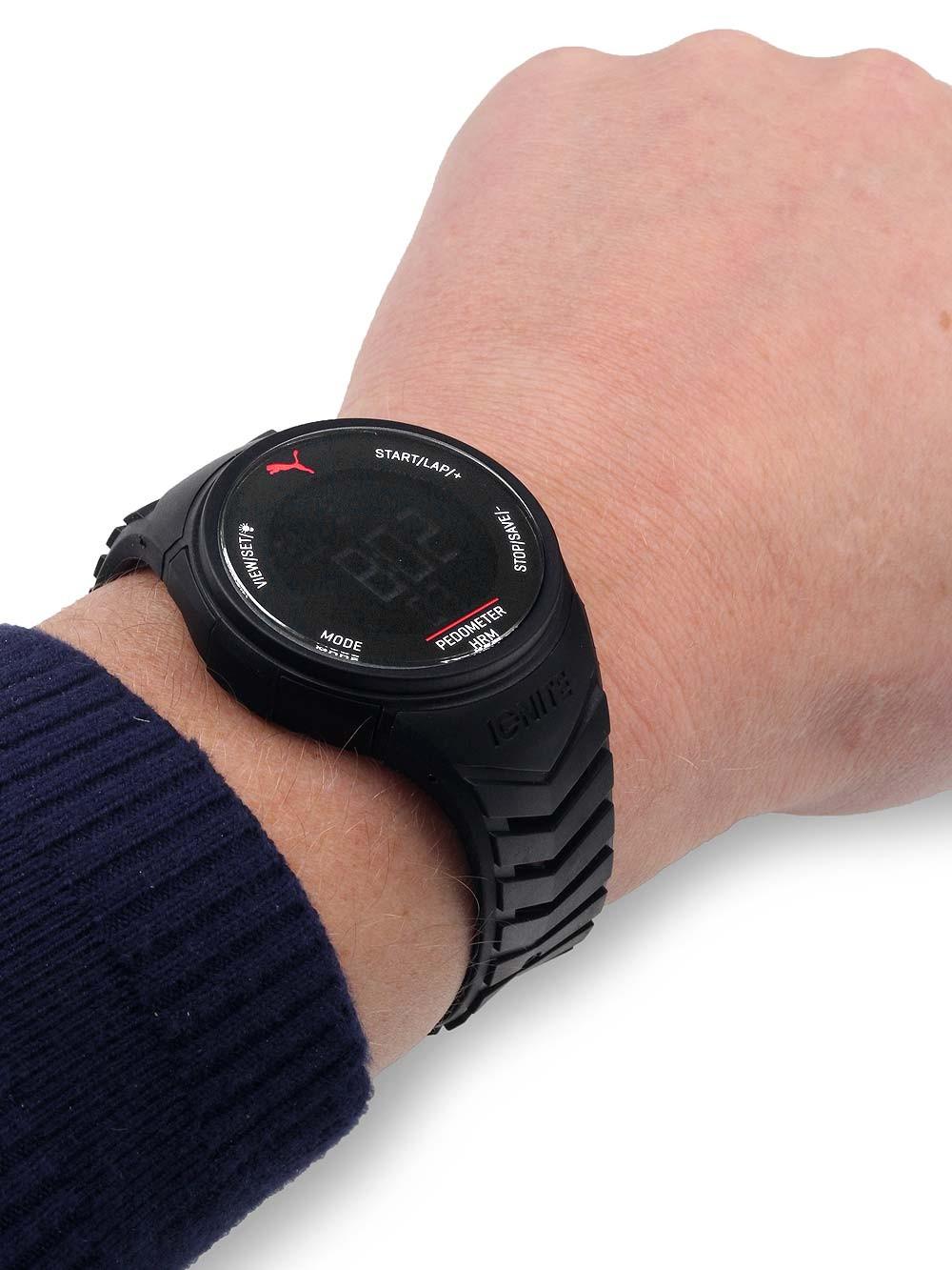 8405f12b0320 Puma Men s Digital watch Ignite PU911351003 Brand New RRP £110 ...