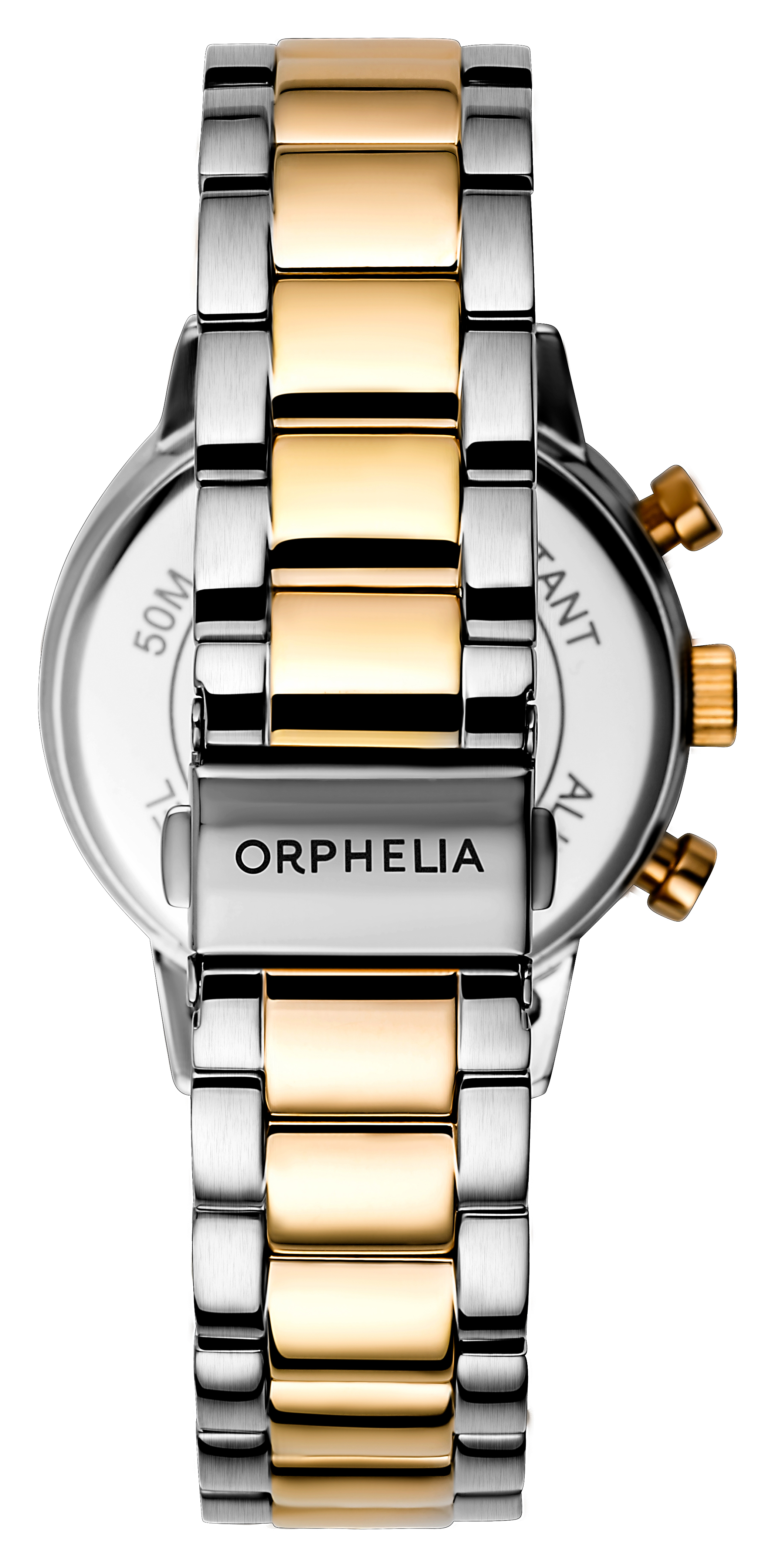 ORPHELIA Men Chronograph Watch Tempo OR82809 Brand New - $204.06